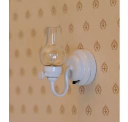 Witte olie wandlamp (LED)