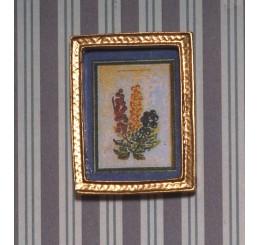 Schilderij met bloemen