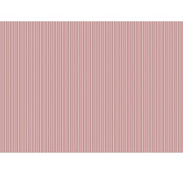 Pink/Red Stripe Wallpaper