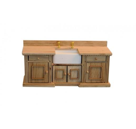 Super Page 7 | Poppenhuis meubels hout | 1:12 Miniaturen | HB Monique HK-88