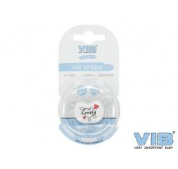 VIB Speen Orthodontisch Transparant 'Lovely'