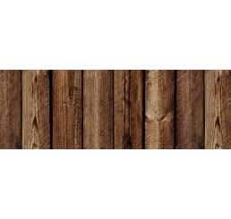 Fotokarton, hout bruin
