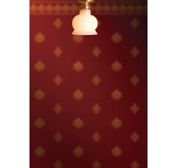Kleine hangende lamp
