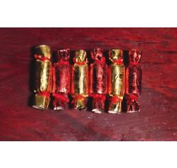 Christmas Crackers, 6 stuks