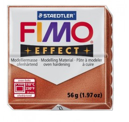 Fimo effect metallic koper