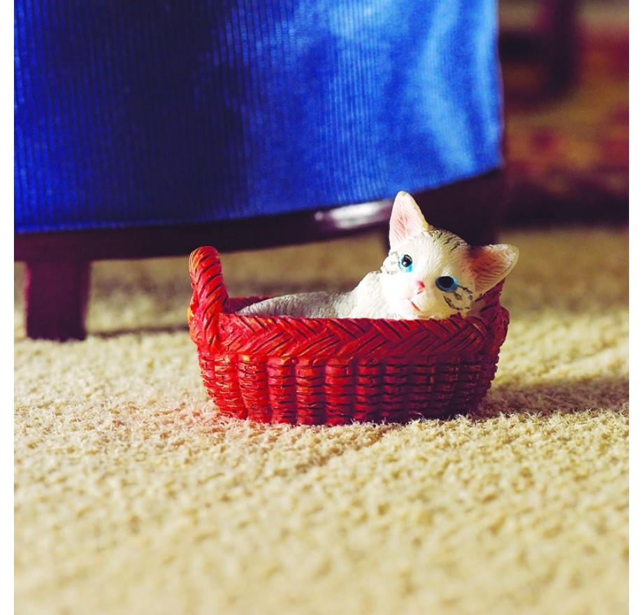 Kitty Poeskat In De Manddolls House Emporium 7335