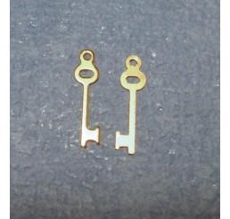 set van 4 sleutels