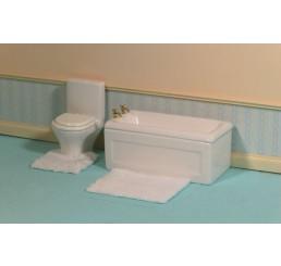 Badkamer matten, 2 stuks