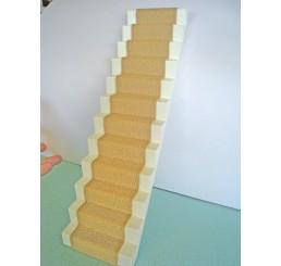 Mushroom SA Stair Carpet