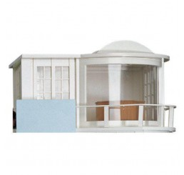 Sun Lounge Kit for Malibu Beach House