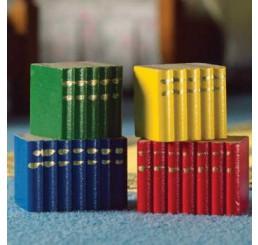 Bloken in boekvorm, 4 stuk