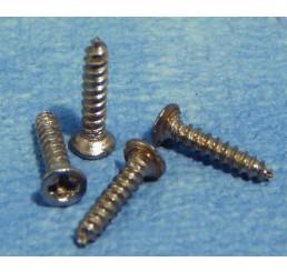 12 stuks  8 mm schroeven