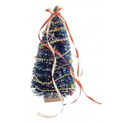 Kerstboom, versierd