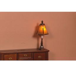Victoriaanse tafellamp