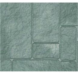 Vloer grijze stenen