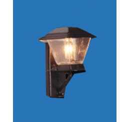 Black Coach Lamp