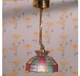 'Tiffany' lamp op batterij