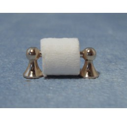 Toiletrolhouder,chroom