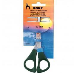 Pony schaar 15cm