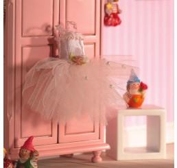 roze tutu jurkje
