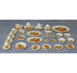Fruit tafel servies