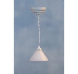 Witte moderne hanglamp (LED)
