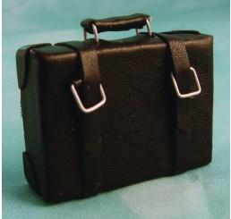 Koffer, leer, midden maat
