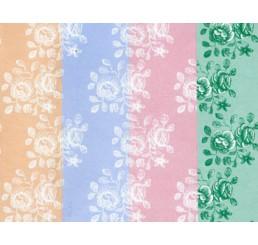 Behang  Pastel Paars