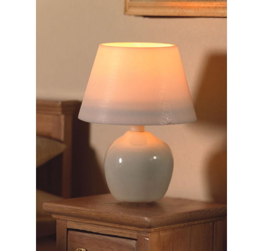 Lamp Voor Op Nachtkastje.Nachtkast Lampje Dolls House Emporium 7165