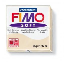 Fimo soft kleurnr 70, sahara,