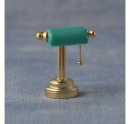 Groene burolamp, LED