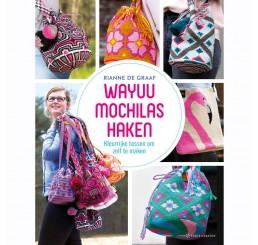 Boek Wayuu Mochilas haken