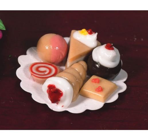 Etenswaren 112 Miniaturen Poppenhuizen Hbmoniquenl