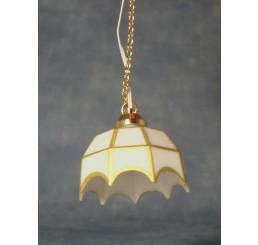 witte Tiffany Hanglamp LED