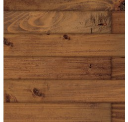 Oude donkere houten vloer
