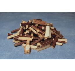 Gekloofd hout 50g