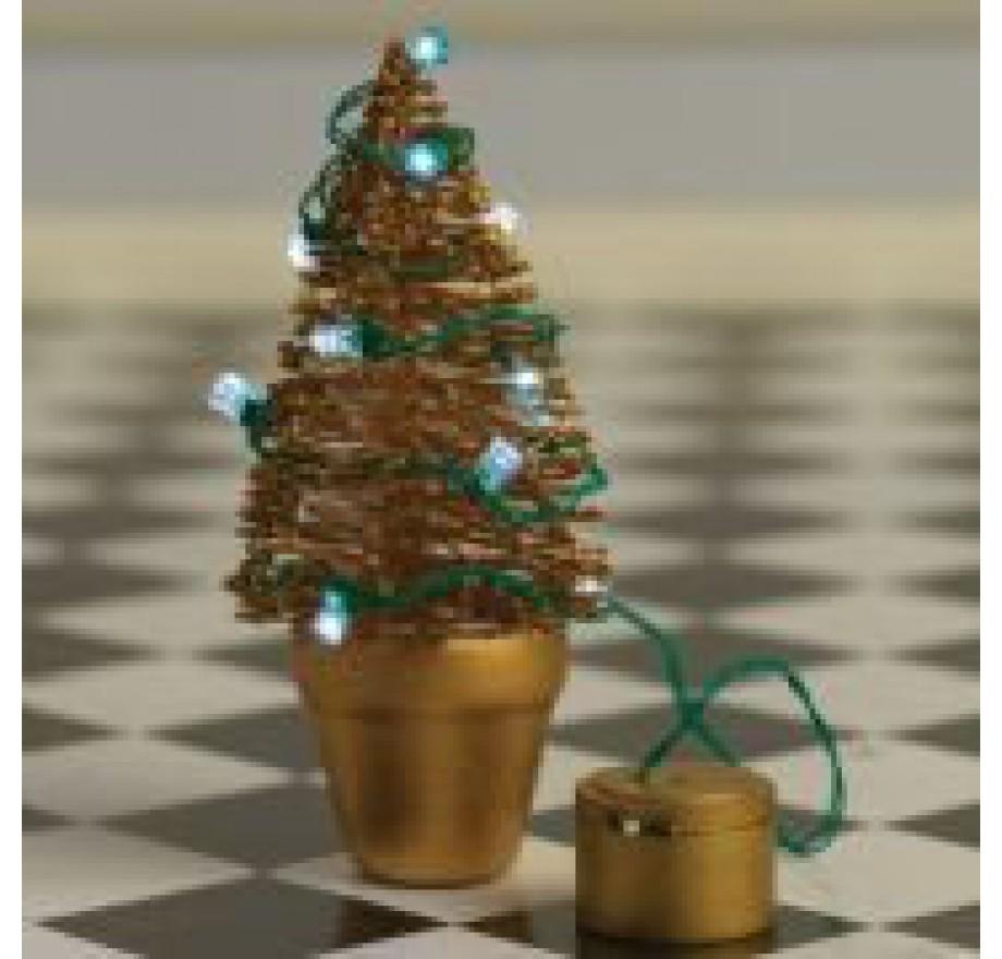 kerstlampjes op batterij dolls house emporium 1676