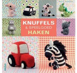 Boek Knuffels en speelgoed haken