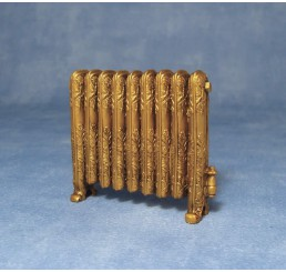 Radiator antiek goud