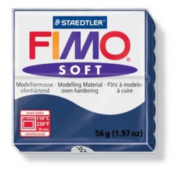 Fimo soft windsor-blauw
