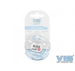 VIB Speen Orthodontisch Transparant  KISS me!