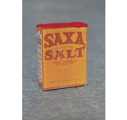 Saxa Zout, Vintage verpakking
