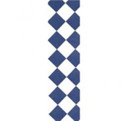 Vloer blauw