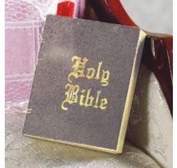 Bijbel in hout