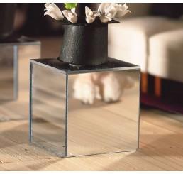 Spiegel kubus tafel