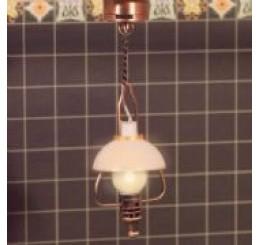 'Gas' lamp op batterij
