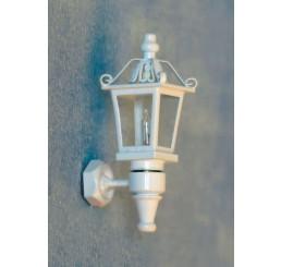 Witte koetslamp