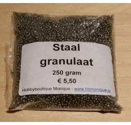 Staal granulaat 250 gram (fijn)