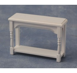 Witte side table