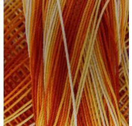 DMC-80 kleur 51, rood/geel/oranje